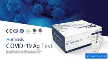 Bộ kit test nhanh covid Humasis
