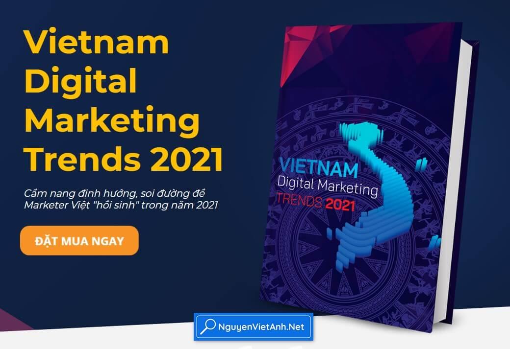Đặt mua Vietnam Digital Marketing Trends 2021 PDF