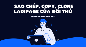 Sao chép, Copy, Clone Ladipage của đối thủ