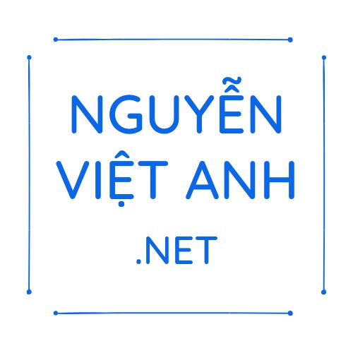 logo nguyenvietanh.net backgroud white